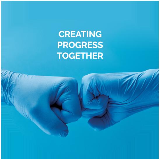 Shaping progress together | Digid Karriere